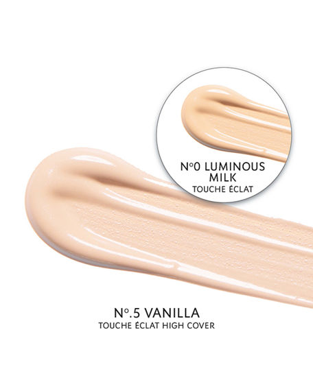 Image 5 of 5: Yves Saint Laurent Beaute Touche Eclat High Cover Radiant Concealer