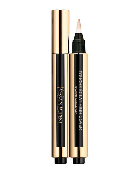 Image 1 of 5: Yves Saint Laurent Beaute Touche Eclat High Cover Radiant Concealer