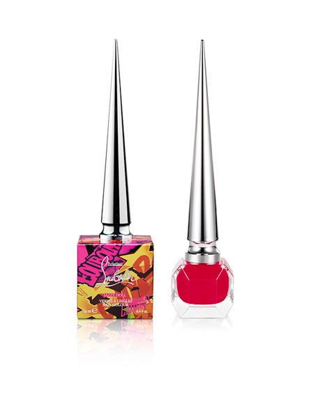 Christian Louboutin LoubiGraffiti Nail Color