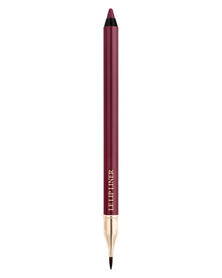 Lancome Le Lip Liner – Waterproof Lip Liner with Brush