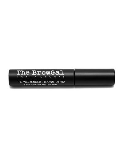 The Weekender, Overnight Brow Tint
