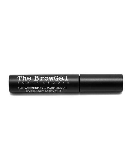 The Brow Gal The Weekender, Overnight Brow Tint