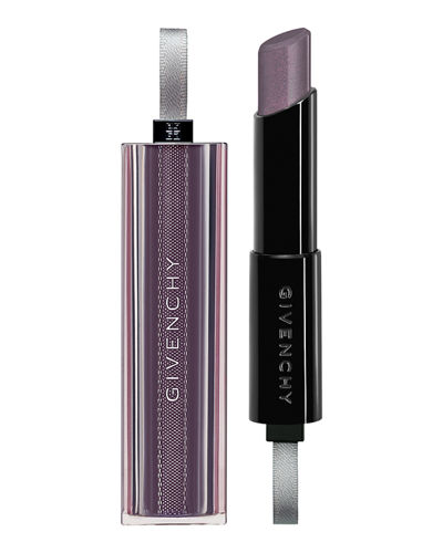 Givenchy Essence Of Shadows Rouge Interdit Vinyl Lipstick
