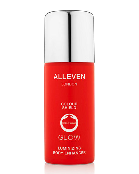Image 1 of 3: ALLEVEN Colour Shield GLOW Luminizing Body Enhancer