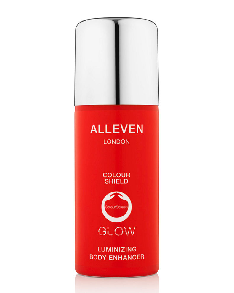 ALLEVEN Colour Shield GLOW Luminizing Body Enhancer