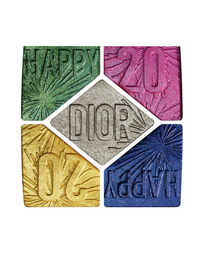 Dior 5 Couleurs Happy 2020 - Limited Edition Couture Eyeshadow Palette