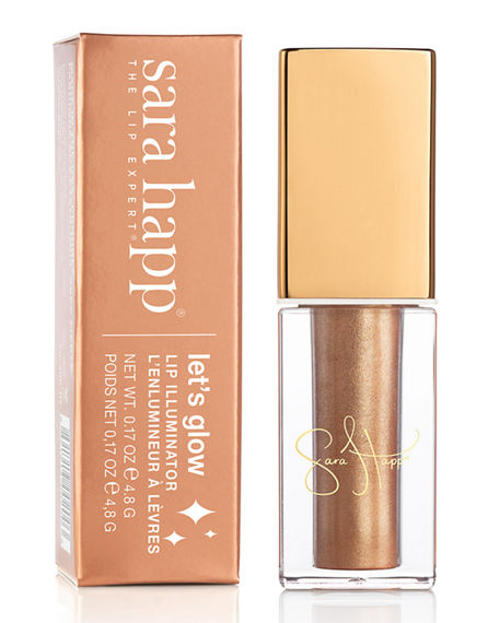 Image 1 of 5: Sara Happ 0.2 oz. Lets Glow Lip Illuminator