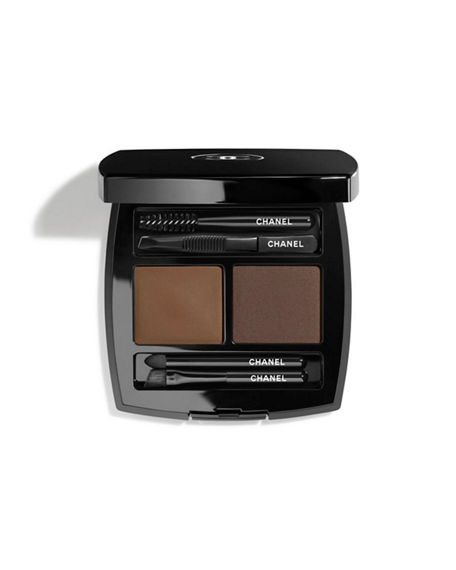 CHANEL <b>LA PALETTE SOURCILS</b><br>Brow Wax and Brow Powder Duo