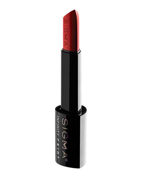 Image 1 of 4: Sigma Beauty Infinity Point Lipstick