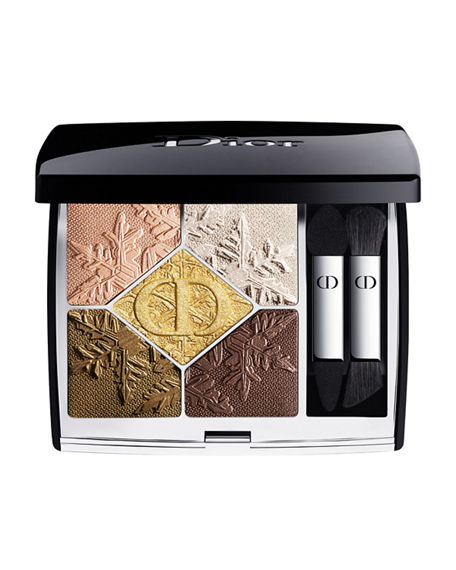 Dior 5 Couleurs Couture Golden Nights Collection Limited Edition Eyeshadow Palette