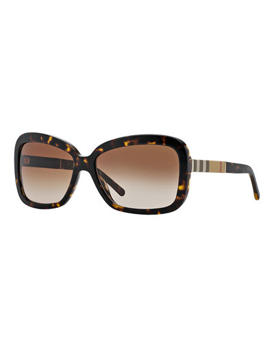 Burberry London Rectangle Sunglasses