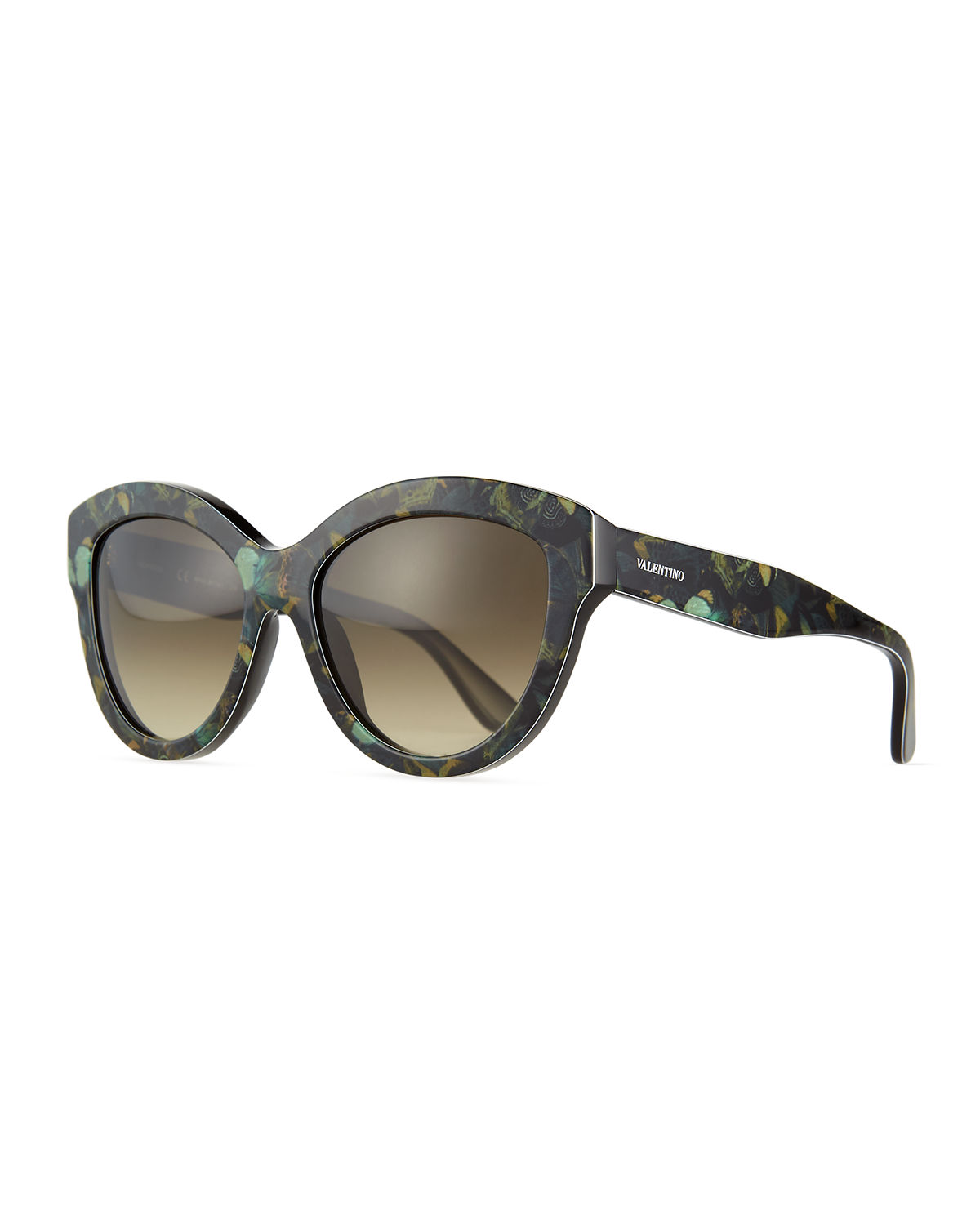 Camouflage Butterfly Sunglasses