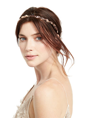 Jennifer Behr Delicate Laurel Leaf Headband