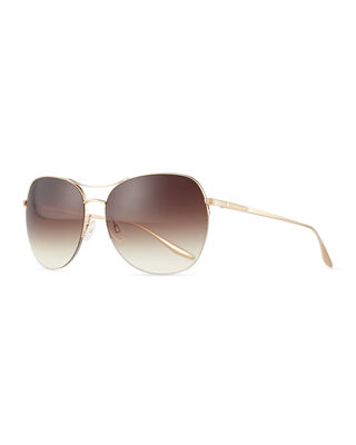 Barton Perreira Universal Fit Quimby Butterfly Sunglasses
