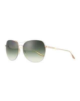Image 1 of 6: Universal Fit Quimby Butterfly Sunglasses