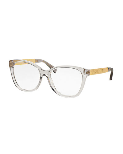 michael kors square metal arm optical frames - Michael Kors Frames