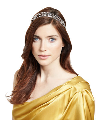 Jennifer Behr Filippa Swarovski?? Head Wrap