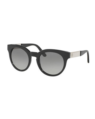 Rounded Square Gradient Sunglasses