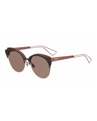 Dior Diorama Club Metal Sunglasses