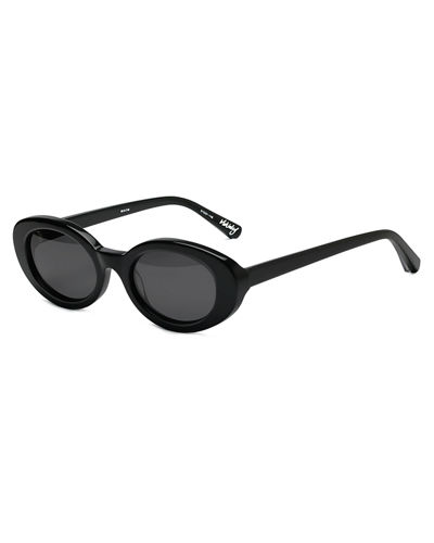 McKinley Oval Acetate Sunglasses