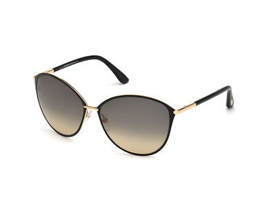 Penelope Metal Butterfly Sunglasses