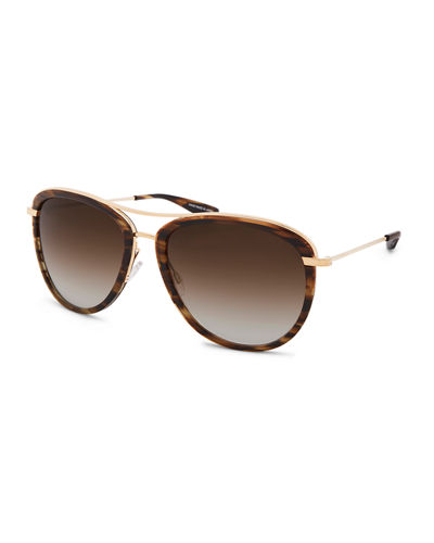 Aviatress Universal-Fit Aviator Sunglasses