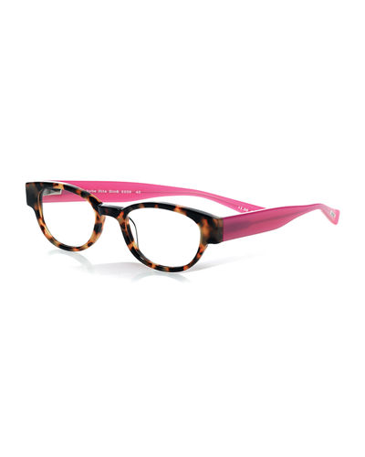 Rita Two-Tone Oval Readers