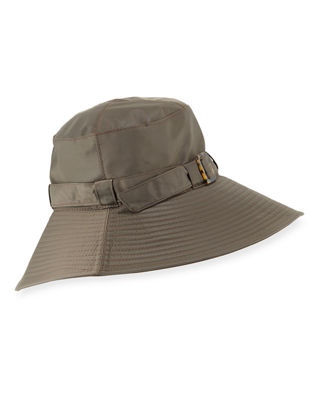 Kaya Water-Repellant Rain Hat