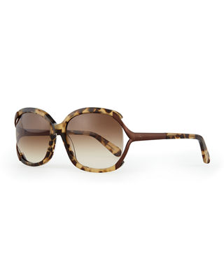 Image 1 of 3: laurie butterfly sunglasses