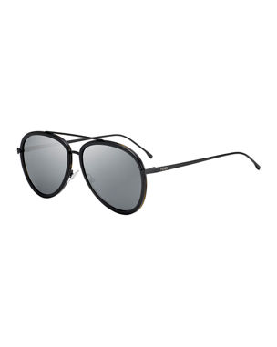 88b20f1c65dd2 Designer Aviator Sunglasses at Neiman Marcus