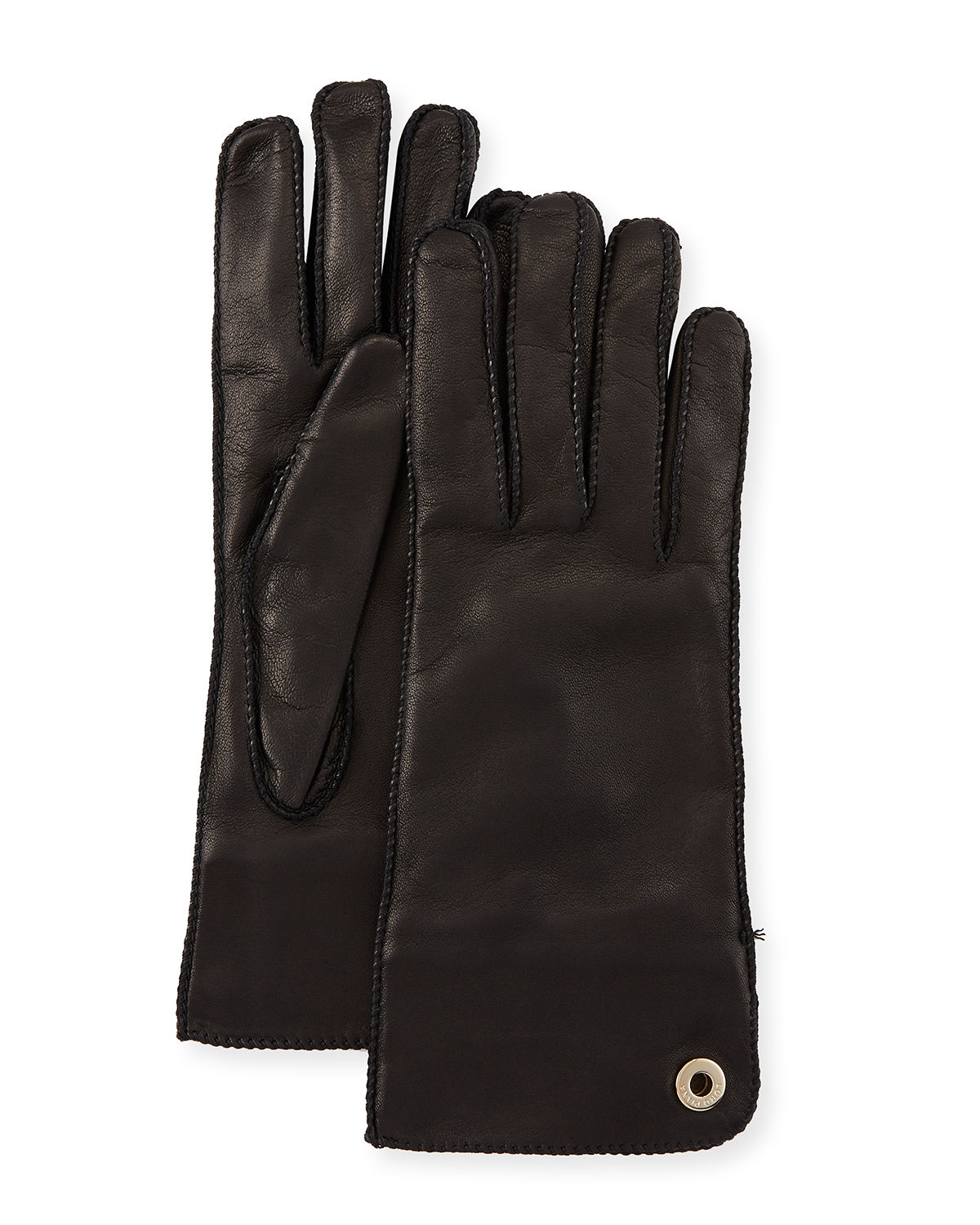 Jacqueli Leather Gloves