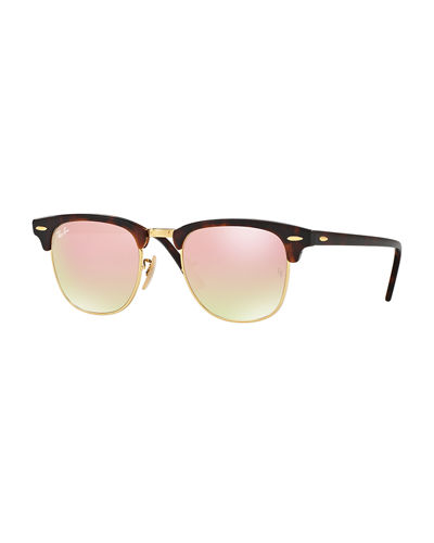Ray-Ban Clubmaster® Flash Sunglasses