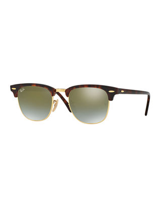 Ray-Ban Clubmaster?? Flash Sunglasses