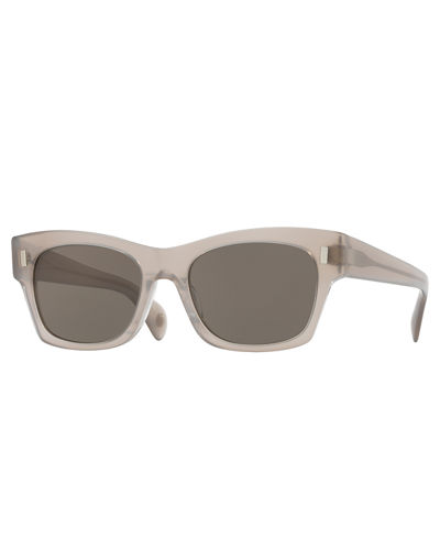 Oliver Peoples 71st Street Square Sunglasses