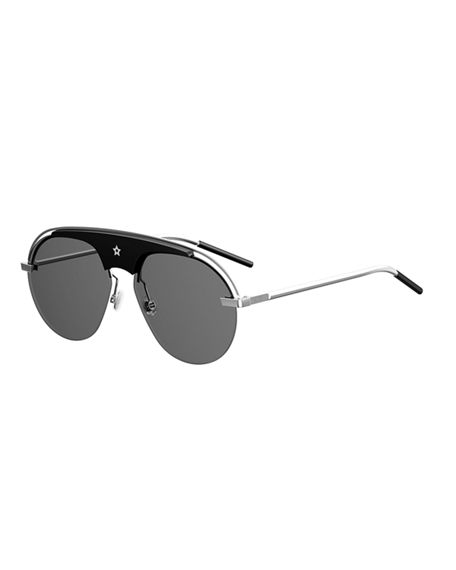 098f5e1ba9f06 Image 1 of 3  Dior Dio(R)evolution Aviator Sunglasses