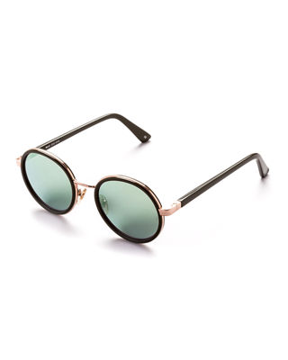 Image 1 of 4: Ned Round Sunglasses