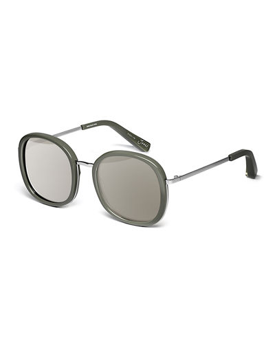Elizabeth and James Jones Rounded Square Sunglasses