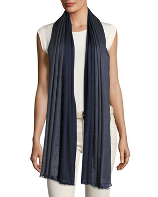 Aylit Pure Two-Tone Stole
