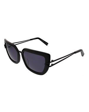 3ebea30e0f Kendall + Kylie Bianca Split-Temple Cat-Eye Sunglasses