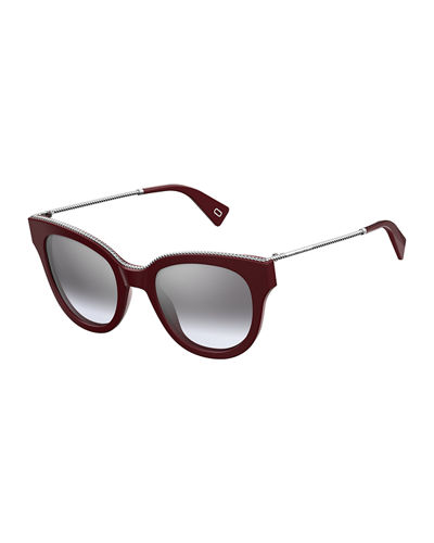 Twist Cat-Eye Sunglasses