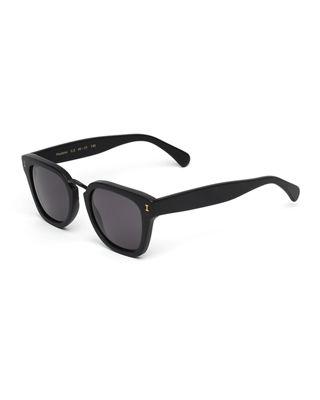 Illesteva Positano Square Polarized Sunglasses