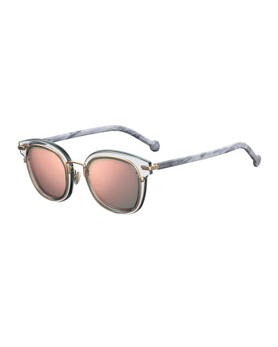 DiorOrigins2 Square Sunglasses