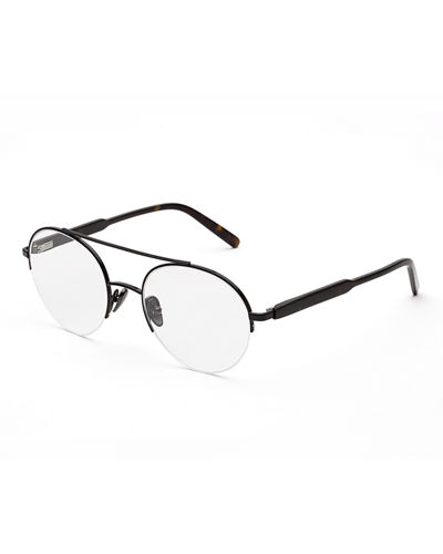 Numero 24 Round Aviator Optical Frames
