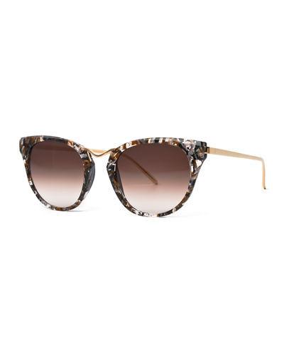 Hinky Cat-Eye Sunglasses