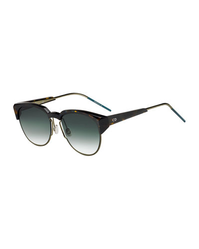 Spectral 8 Semi-Rimless Sunglasses