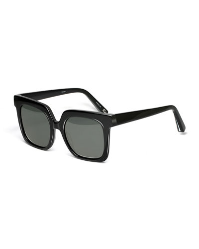 Rae Square Acetate Sunglasses