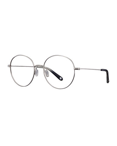 Garrett Leight Valencia Round Optical Frames
