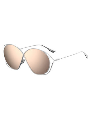 Dior DiorStellaire 2 Round Cutout Sunglasses