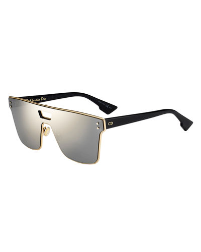 1f1473f5893ce Quick Look. Dior · Diorizon Mirrored Shield Sunglasses