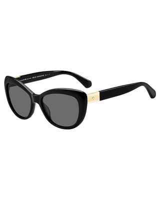 emmalynn cat-eye polarized sunglasses